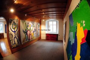 Atelier-Räume